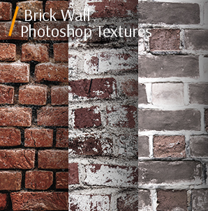 grunge effect photoshop free brick wall photoshop textures cover bricks